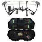 Diamond Archery Edge SB-1 Compound Bow Field Ready Package - Bow Hunting Starter