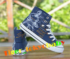 The New Leisure fashion Men's Shoes England Style High Top lace-ups Shoes