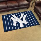 MLB - 4' X 6' INDOOR RUG - CHOOSE YOUR FAVORITE TEAM!