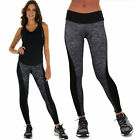 Women's Yoga Pants Fitness High Waist Stretch Running Leggings Breathable New