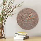 "Times and Seasons 12"" Indoor/Outdoor Wall Clock"