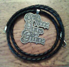 Three Days Grace pewter necklace