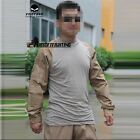 EMERSON Combat T-Shirt Military Army Airsoft Tactical Long Sleeves Clothing S-XL
