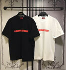 New424 Graphic Printed Short Sleeve T-Shirts FourtwoFour Printed Tee Streetwear