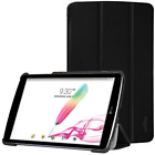LG G Pad F 8.0 / LG G Pad 2 8.0 Case - HOTCOOL Slim New PU Leather Cover Case Fo