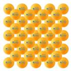 50-Pack KEVENZ 3-Star 40mm Orang Table Tennis Balls,Advanced Training Ping Pong