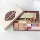 NEW Too Faced Eye Shadow Palette Make Up Cosmetics 16 Colour Peach Eyeshadow UK <br/> FIRST CLASS DELIVERY ✔  SAME DAY DISPATCH ✔ UK SELLER ✔