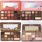NEW Too Faced Eye Shadow Palette Make Up Cosmetics 16 Colour Peach Eyeshadow UK