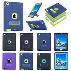 Tire Stents Shockproof Defensive Protect Stand Case Cover for iPad Mini 1 2 3 4