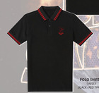 BLACK SABBATH The End 2017 Polo Shirt Embroidered NEW