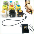 6 Sided Fidget Cube Stress/Anxiety Relief Desk Toy Adults ADHD Children's Toy