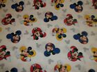 One & Only Mickey Mouse  CP63316 Disney Springs Sewing Quilting Cotton Fabric