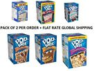 Pop Tarts Toaster Pastries, 8 Count Many Limited Edition Flavors + FREE SHIP
