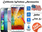 Premium HQ Tempered Glass Screen Protector Guard for APPLE / SAMSUNG / HTC / LG