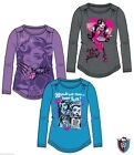 scary Langarmshirt Monster High in 3 tollen Farben Gr 128 140 152 164