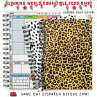 Kyпить Food Diet Diary Slimming World Compatible Planner NEW Weight Loss Aid Book *2019 на еВаy.соm