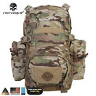 EMERSON Tactical Pack Military Hydration Backpack Shoulder Water Bag Airsoft