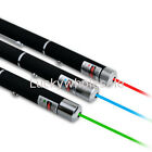 New 1mW Red Green Blue Laser Pointer Pen Beam Lazer Professional Pet Cat Toy