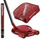 2017 Taylormade Spider Tour Red Putter Pick Length Brand New Authorized Retailer