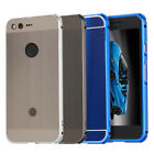 Fuse™ Metal Bumper & Perspex Back Hybrid Rear Case Shell Cover for Google Pixel