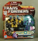 Transformers Power Core Combiners PCC Decepticon Sledge with Throttler