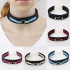 1 Piece Ladies Women's Chain Velvet Wide Gold Plated Choker Necklace