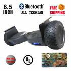 Ul2272 Certified Metal Body Bluetooth Self Balancing Hoverboard Scooter Off-road