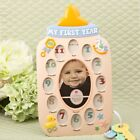 Frames - My First Year Baby Bottle Collage Frame Gift Favors FC12819