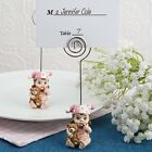 Vintage Baby Girl Place Card Holder from PartyFairyBox - Baptism Christening