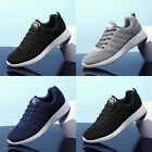 New Men Sports Casual Lace Up Athletic Sneakers Shoes Running Breathable Shoes