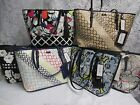 Nine West AVA Tote Shoulder Bag ~ Your Choice of Color ~ NWT ~ Free Shipping