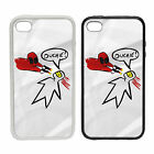 Ouchie Drawing | Rubber or plastic phone cover case |Dead Ryan Pool Reanolds #1