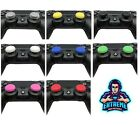 2 x [Round Series] Thumb Stick Cover Grip Caps For Sony PS4 Controller
