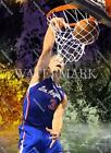 CX81 Blake Griffin Los Angeles Clippers Slam 8x10 11x14 Marbleized Photo