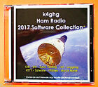 2017 Ham Radio Software Collection - NEW Sealed CD Rom Software