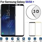 [3D Full Covered] HD Ballistic Tempered Glass Screen For Samsung Galaxy S8 Plus