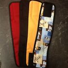 4pk Male Dog Diaper PUPPIES, YELLOW, RED, BLACK  Belly Band Sz XS-XL NEW!