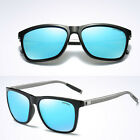 Retro Mens Sunglasses Polarized Driving Aviator Fashion Shades Eyewear Lot