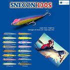 NEW!SNAKE MOVING STYLE SEABASS LURE BY BLUE BLUE TOKYO SNECON 130 S