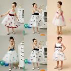 Bridesmaid Flower Girl Dress Wedding Party Dress Ball Gown Bubble Dress Skirt