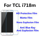 3pcs For TCL i718m Matte/Nano Explosion/Anti Blue Ray Screen Protector