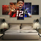 New England Patriots Canvas Painting Wall Abstract Modern Art Picture Home Decor