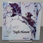 """Safe Haven"" Coasters/Hot Plates with MT Artist Laurel Ovitt's print"