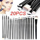 32pcs Professional Cosmetic Soft Eyebrow Shadow Makeup Brush Set Kit +Pouch Case фото