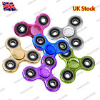 Plating Anti Stress EDC Toys Finger Hand Spinner Fidget Spinner ADHD Autism UK