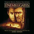 ENEMY AT THE GATES Original Movie Soundtrack (CD, Mar-2001, Sony)
