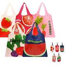 Vegetable Eco bags Grocery Folding Foldable Storage Shopping Market Purse Tote