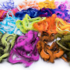 TWO-TONE RABBIT STRIPS - Fly Tying Zonker Fur Jig Fly Tying Material 20+ Colors!