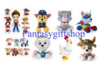 "Paw Patrol & Friends 8"" inches Plush - Your Choice Characters - Brand New w/tags"