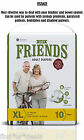 Friends Adult Diapers : 8 Hrs Protection : Wetness indicator : High Absorbency
